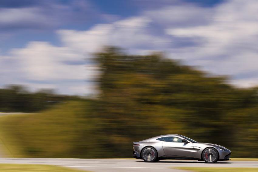 2018 Aston Martin Vantage revealed, packs 510 PS Image #742045