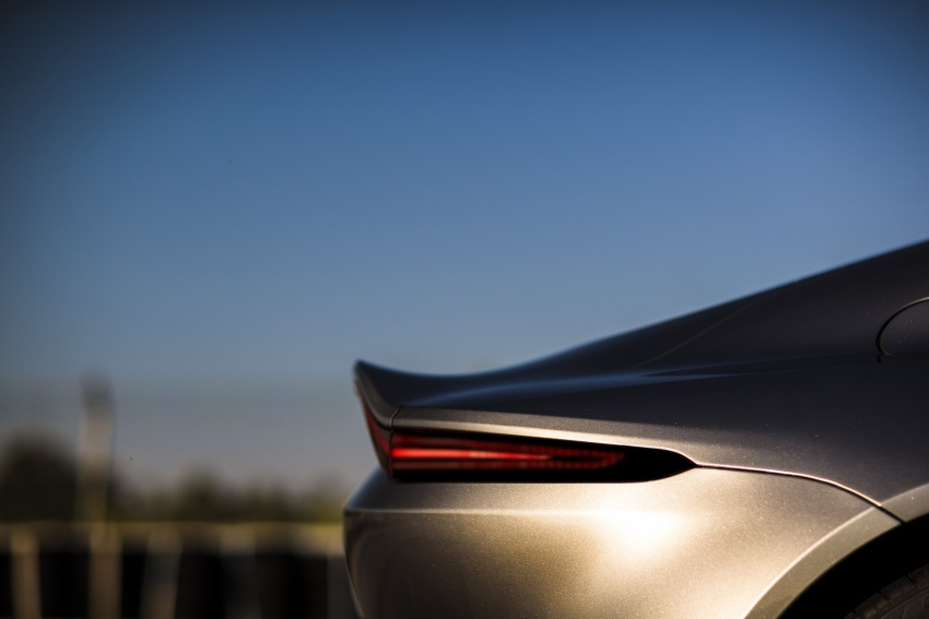 2018 Aston Martin Vantage revealed, packs 510 PS Image #742051