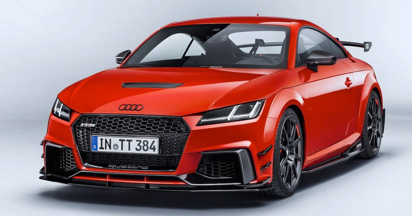 audi tt clubsport turbo concept tt rs with audi sport performance parts debut at sema show. Black Bedroom Furniture Sets. Home Design Ideas