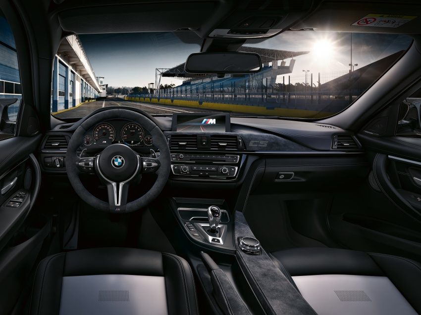 BMW M3 CS debuts with 460 hp, 280 km/h top speed Image #734558