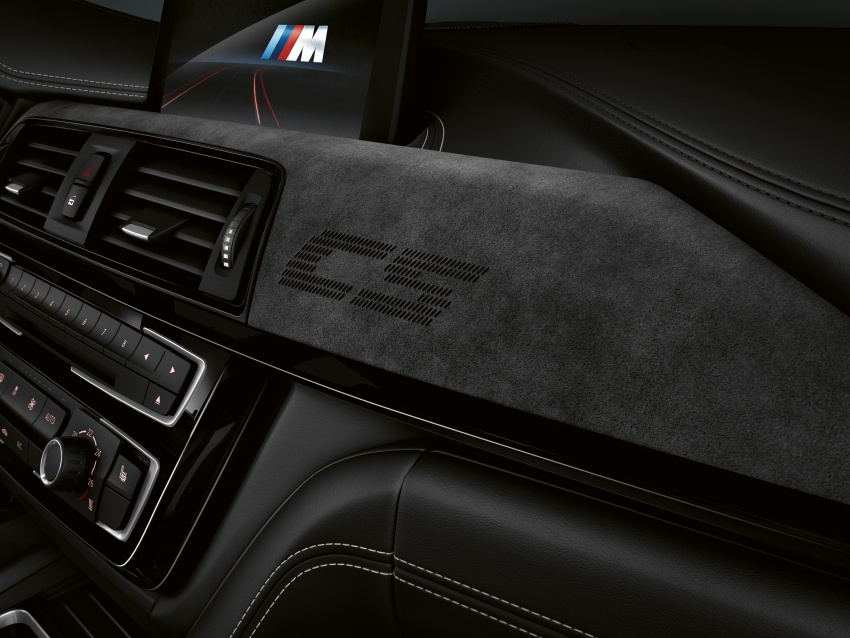 BMW M3 CS debuts with 460 hp, 280 km/h top speed Image #734560