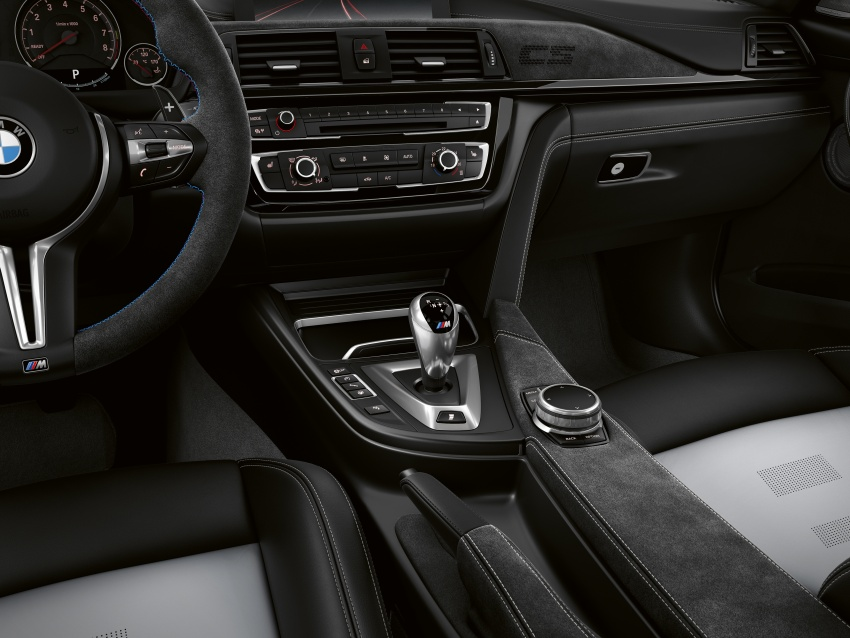 BMW M3 CS debuts with 460 hp, 280 km/h top speed Image #734561