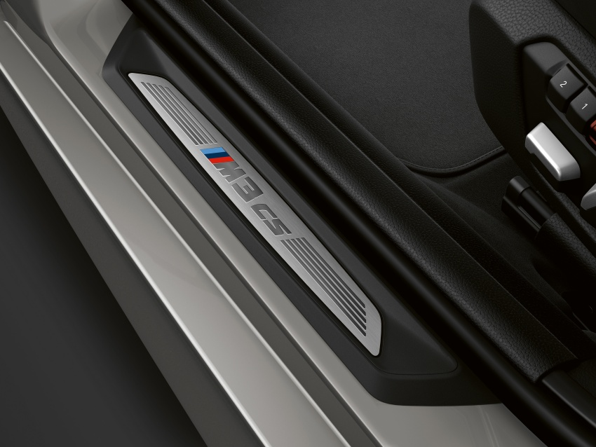 BMW M3 CS debuts with 460 hp, 280 km/h top speed Image #734563