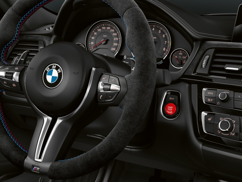 BMW M3 CS debuts with 460 hp, 280 km/h top speed Image #734564