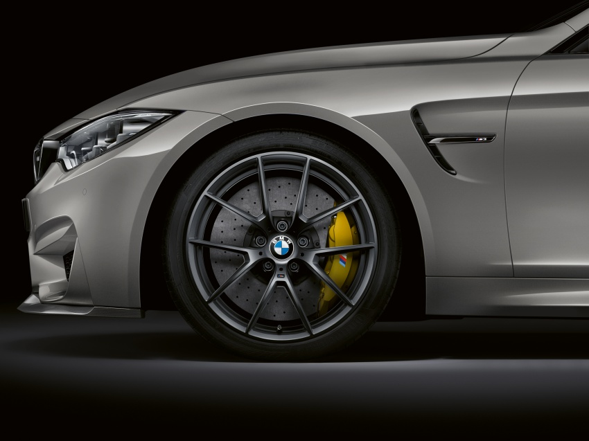 BMW M3 CS debuts with 460 hp, 280 km/h top speed Image #734555