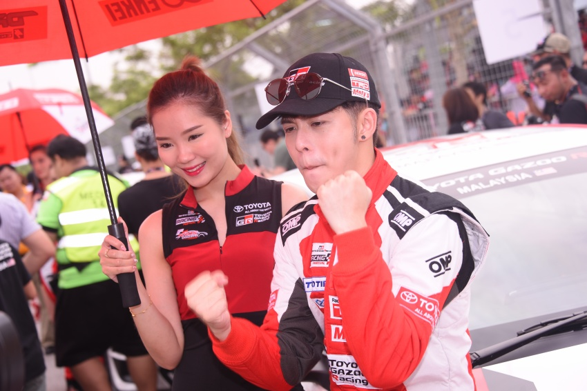 Toyota Gazoo Racing festival – thrills, spills at MAEPS Image #744154