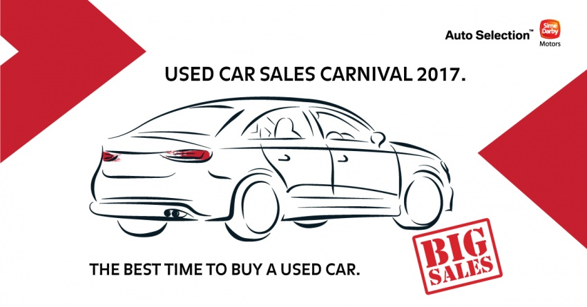 AD: Used cars and bikes from just RM23,000 at Auto Selection Used Car Sales Carnival this weekend! Image #737871