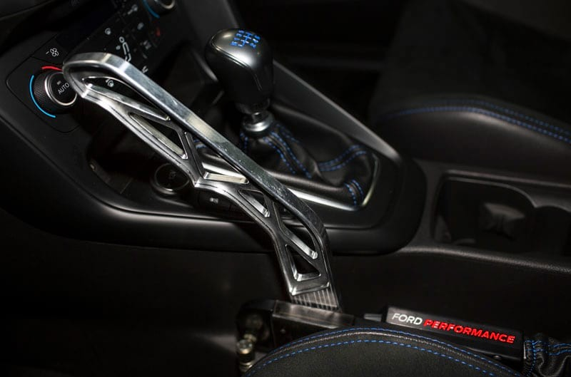 VIDEO: Ford Performance offers Drift Stick Kit for the Focus RS – warranty-friendly, approved by Ken Block Image #731645