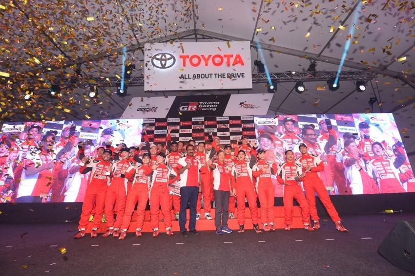 Toyota Gazoo Racing festival – thrills, spills at MAEPS Image #744160