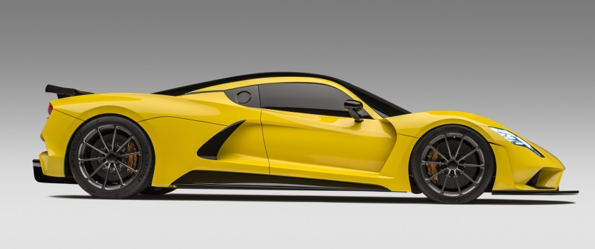 Hennessey Venom F5 – 1,600 hp, 484 km/h top speed Image #732342