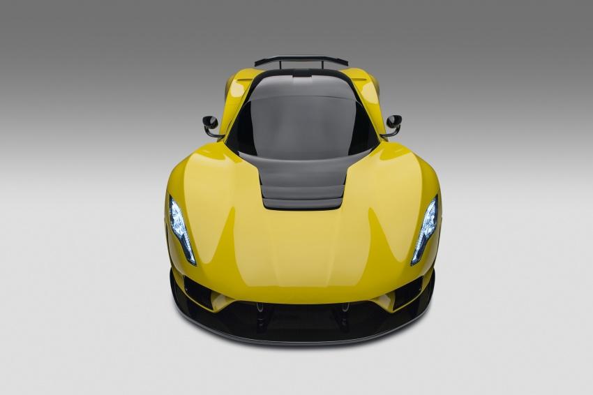 Hennessey Venom F5 – 1,600 hp, 484 km/h top speed Image #732343