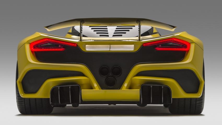 Hennessey Venom F5 – 1,600 hp, 484 km/h top speed Image #732344