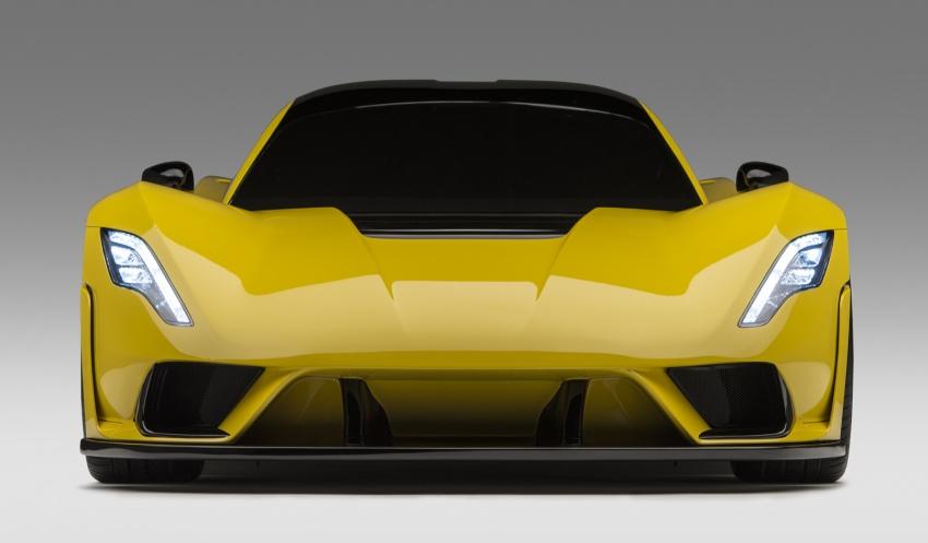 Hennessey Venom F5 – 1,600 hp, 484 km/h top speed Image #732345