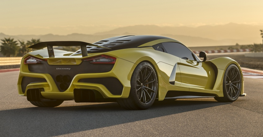 Hennessey Venom F5 – 1,600 hp, 484 km/h top speed Image #732354
