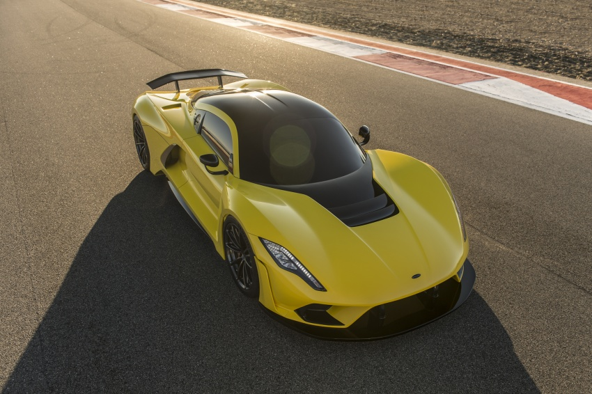 Hennessey Venom F5 – 1,600 hp, 484 km/h top speed Image #732356