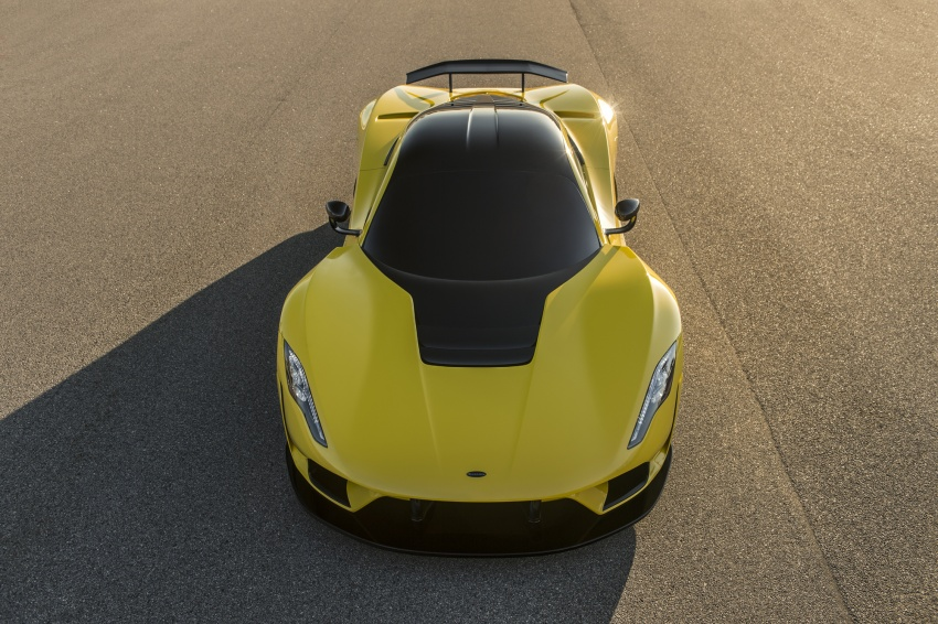 Hennessey Venom F5 – 1,600 hp, 484 km/h top speed Image #732357