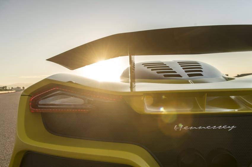 Hennessey Venom F5 – 1,600 hp, 484 km/h top speed Image #732358