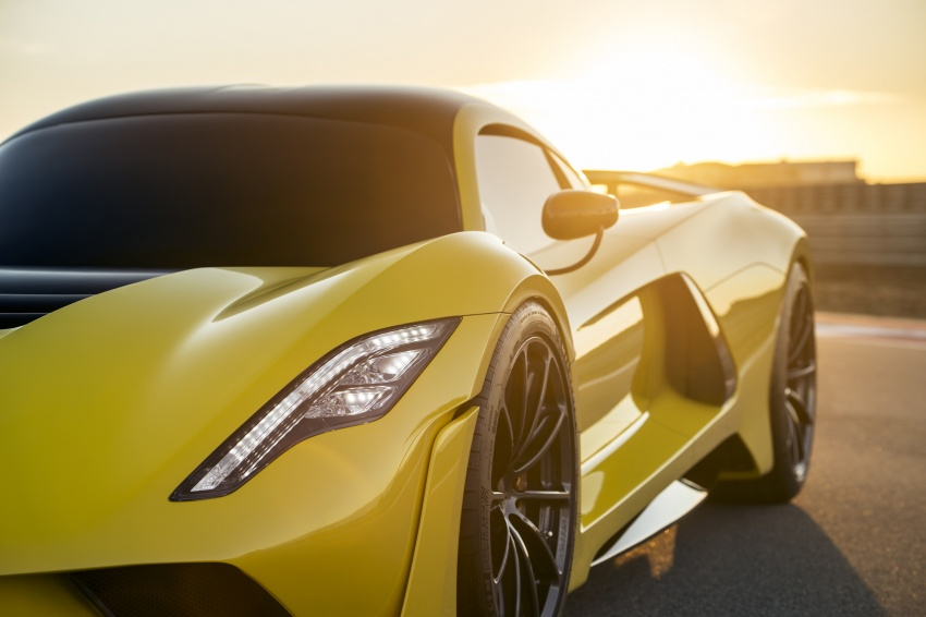 Hennessey Venom F5 – 1,600 hp, 484 km/h top speed Image #732359