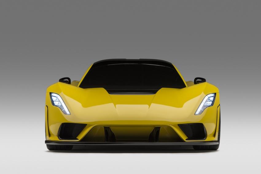 Hennessey Venom F5 – 1,600 hp, 1,338 kg, RM6.7 juta Image #731614