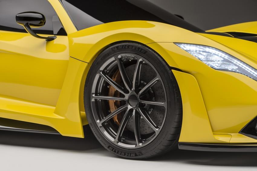Hennessey Venom F5 – 1,600 hp, 1,338 kg, RM6.7 juta Image #731623