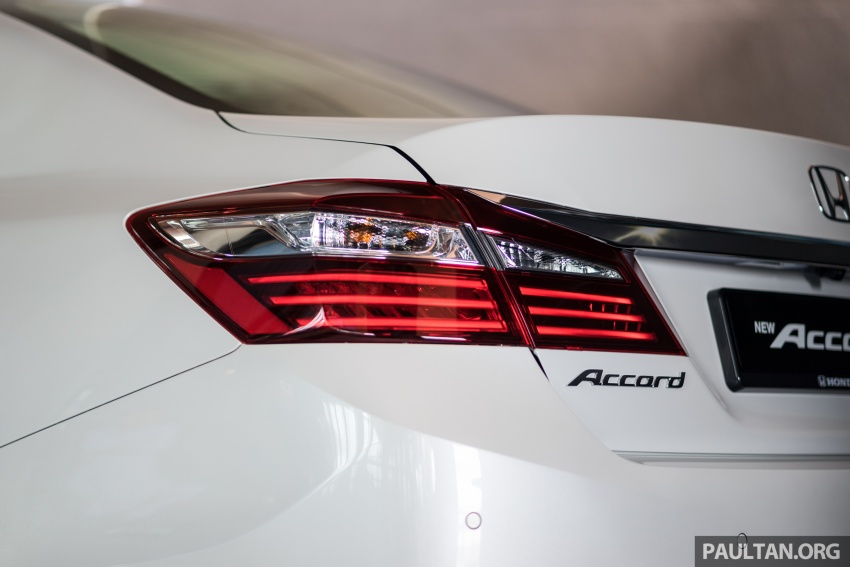 Honda Accord 2.4 VTi-L Advance now with Sensing safety package, RM170k – base 2.0 VTi dropped Image #733777