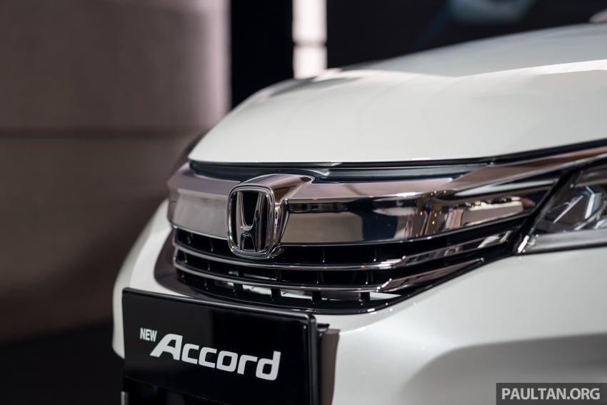 Honda Accord 2.4 VTi-L Advance now with Sensing safety package, RM170k – base 2.0 VTi dropped Image #733778