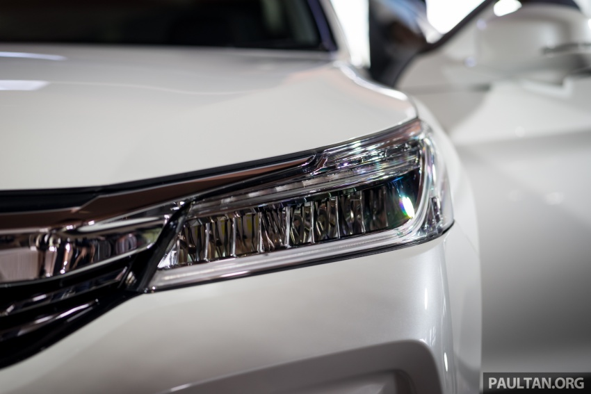 Honda Accord 2.4 VTi-L Advance now with Sensing safety package, RM170k – base 2.0 VTi dropped Image #733773