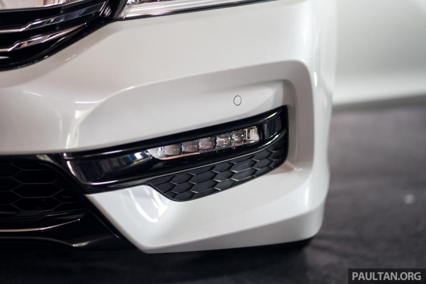 Honda Accord 2.4 VTi-L Advance now with Sensing safety package, RM170k – base 2.0 VTi dropped Image #733774
