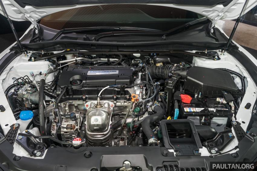 Honda Accord 2.4 VTi-L Advance now with Sensing safety package, RM170k – base 2.0 VTi dropped Image #733783