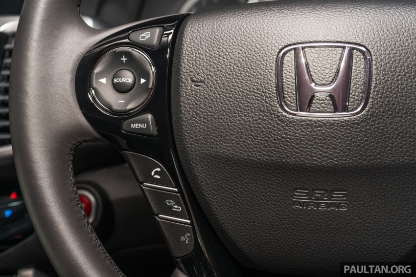 Honda Accord 2.4 VTi-L Advance now with Sensing safety package, RM170k – base 2.0 VTi dropped Image #733806