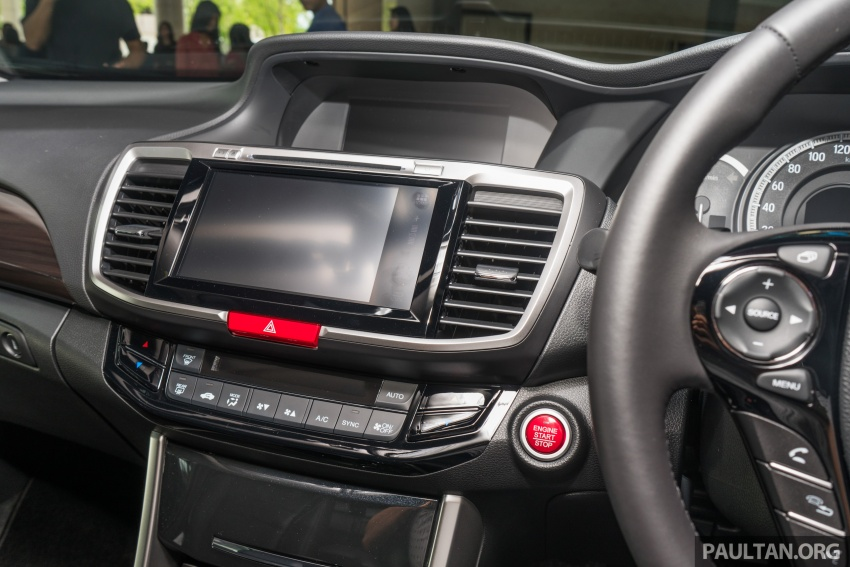 Honda Accord 2.4 VTi-L Advance now with Sensing safety package, RM170k – base 2.0 VTi dropped Image #733828