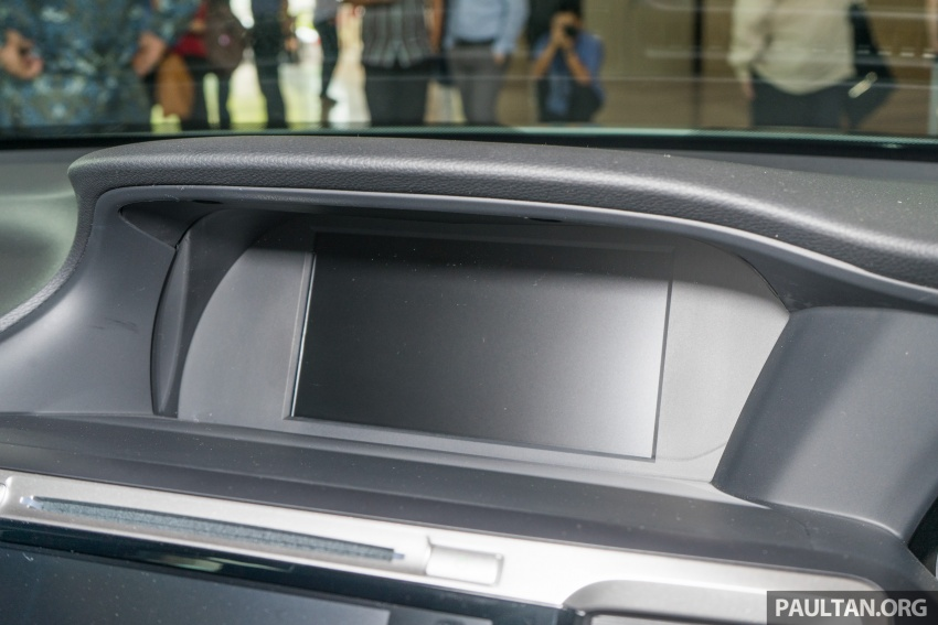 Honda Accord 2.4 VTi-L Advance now with Sensing safety package, RM170k – base 2.0 VTi dropped Image #733829