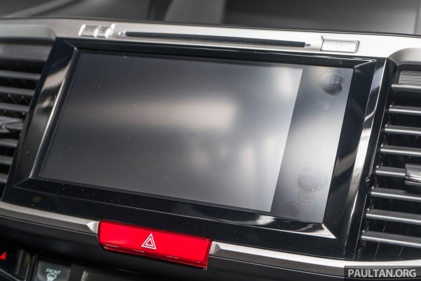 Honda Accord 2.4 VTi-L Advance now with Sensing safety package, RM170k – base 2.0 VTi dropped Image #733830