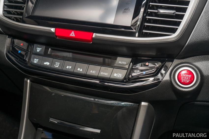 Honda Accord 2.4 VTi-L Advance now with Sensing safety package, RM170k – base 2.0 VTi dropped Image #733833