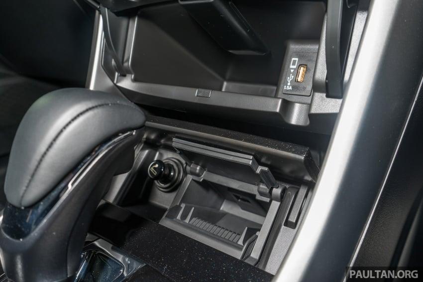 Honda Accord 2.4 VTi-L Advance now with Sensing safety package, RM170k – base 2.0 VTi dropped Image #733835
