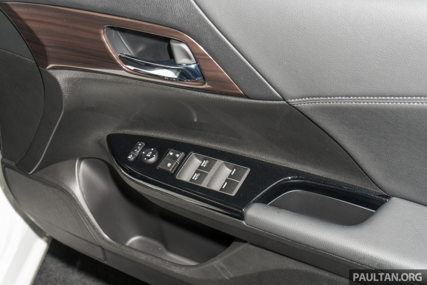 Honda Accord 2.4 VTi-L Advance now with Sensing safety package, RM170k – base 2.0 VTi dropped Image #733846