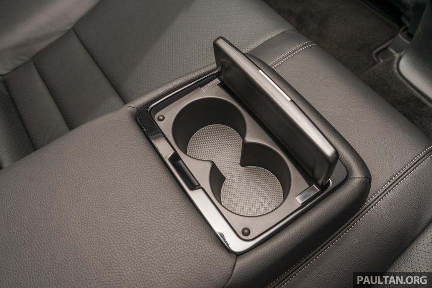 Honda Accord 2.4 VTi-L Advance now with Sensing safety package, RM170k – base 2.0 VTi dropped Image #733854