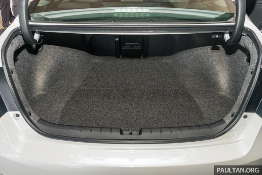 Honda Accord 2.4 VTi-L Advance now with Sensing safety package, RM170k – base 2.0 VTi dropped Image #733856