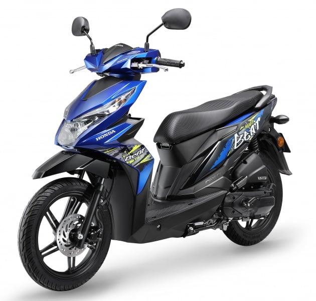 Boon Siew Perkenalkan Honda Beat Baru Rm5 724