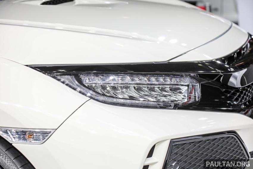 Honda Civic Type R FK8 kini dilancarkan di Malaysia secara rasmi – jana 310 PS/400Nm, harga dari RM320k Image #736444