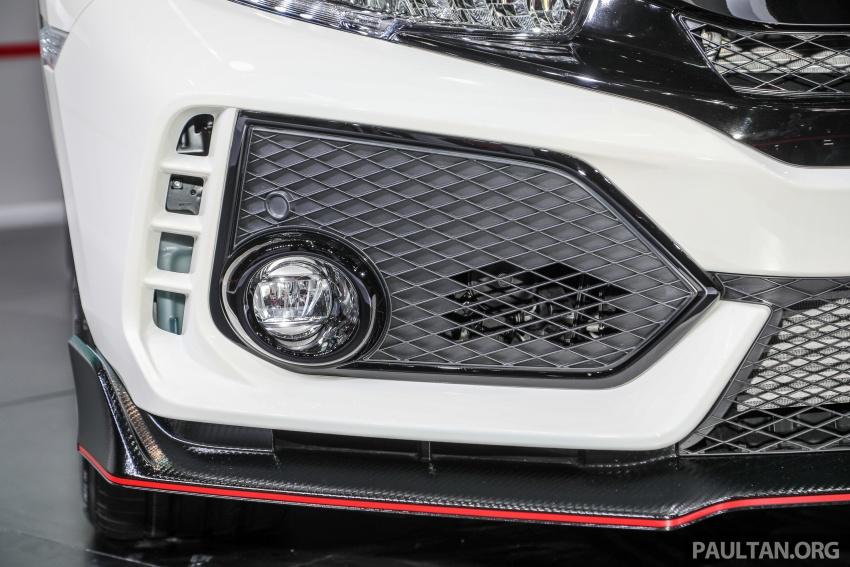 Honda Civic Type R FK8 kini dilancarkan di Malaysia secara rasmi – jana 310 PS/400Nm, harga dari RM320k Image #736445