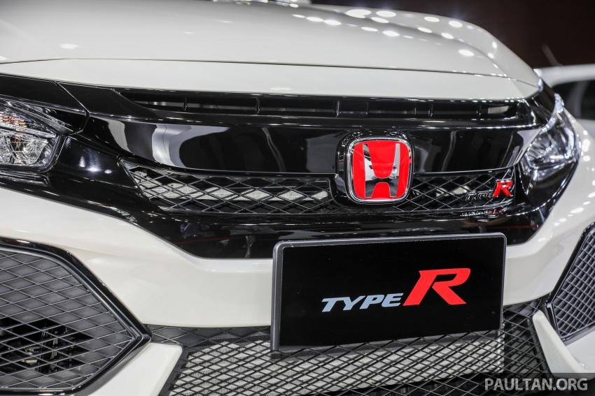 Honda Civic Type R FK8 kini dilancarkan di Malaysia secara rasmi – jana 310 PS/400Nm, harga dari RM320k Image #736446