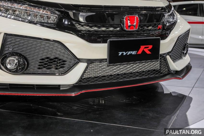 Honda Civic Type R FK8 kini dilancarkan di Malaysia secara rasmi – jana 310 PS/400Nm, harga dari RM320k Image #736448