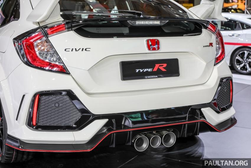 Honda Civic Type R FK8 kini dilancarkan di Malaysia secara rasmi – jana 310 PS/400Nm, harga dari RM320k Image #736449