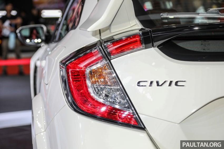 Honda Civic Type R FK8 kini dilancarkan di Malaysia secara rasmi – jana 310 PS/400Nm, harga dari RM320k Image #736450