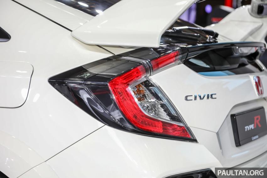 Honda Civic Type R FK8 kini dilancarkan di Malaysia secara rasmi – jana 310 PS/400Nm, harga dari RM320k Image #736451