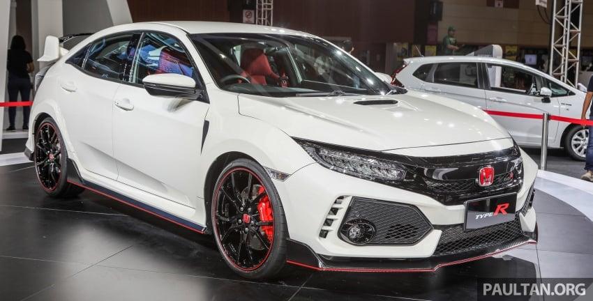 Honda Civic Type R FK8 kini dilancarkan di Malaysia secara rasmi – jana 310 PS/400Nm, harga dari RM320k Image #736434