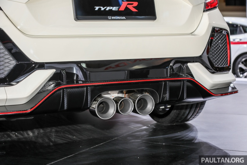 Honda Civic Type R FK8 kini dilancarkan di Malaysia secara rasmi – jana 310 PS/400Nm, harga dari RM320k Image #736455
