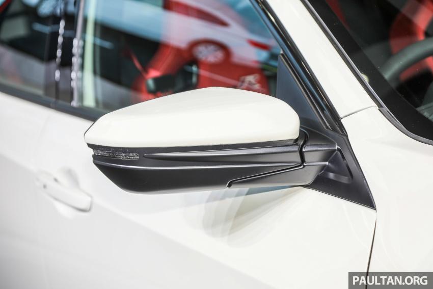 Honda Civic Type R FK8 kini dilancarkan di Malaysia secara rasmi – jana 310 PS/400Nm, harga dari RM320k Image #736462