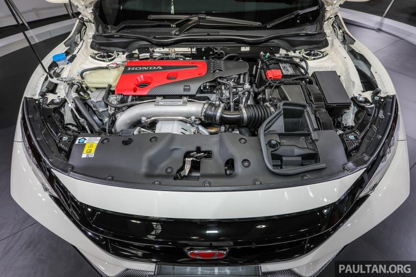Honda Civic Type R FK8 kini dilancarkan di Malaysia secara rasmi – jana 310 PS/400Nm, harga dari RM320k Image #736468